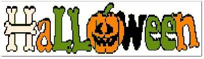 Happy Halloween Machine Knit ePatterns DAK Software