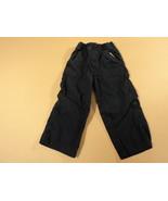 Place Boys' Pants Elastic Waist 100% Cotton Male Kids 2-4 3T Blues Solid - $9.79