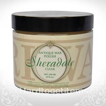 Clear Briwax Sheradale Wax Antique Wax Polish 8 Oz. - $19.96