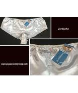 Women's Jordache Silky Sexy Underwear Panties Lingerie White Size 7 - $7.99