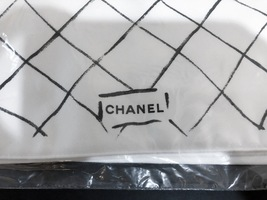 100% AUTH NEW Chanel Dust Bag Sleeper Karl Lagerfeld Edition Classic Bag ICOT2 image 2