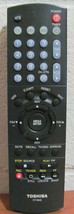Toshiba CT-9945 Tv Remote CE27H15 CE32T11 CE36H15 CE36T11 TE50T11 TE55T11 Tested - $11.79