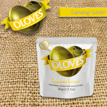 MILAS FOODS OLOVES Lemony Lover 10 Pack - $16.47