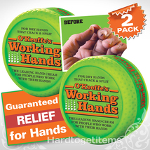 O'Keeffe's working hands skin cream for dry crack&split 3.4 oz. (2 Pack) - $13.92