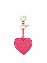 Victoria's Secret Mirrored Heart Keychain Pink/Gold NWT - $24.78