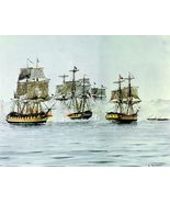 WAR of 1812, MacDONOUGH'S VICTORY LAKE CHAMPLA... - $19.95