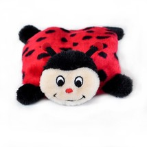 Small Dog Toys, Squeakie No Stuffing Ladybug Tough Cute Plush Fluffy Dog... - $14.99