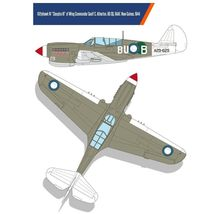 Academy 12341 USAAF P-40N Battle of Imphal Plastic Hobby Model Kit 1:48 Scale image 4