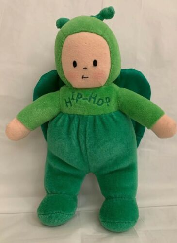 Primary image for BABY GUND HIP HOP BUGGY BOPS Grasshopper 5798 STUFFED PLUSH DOLL SATIN Wings Toy