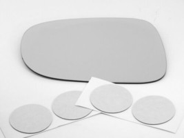 Fits 10-12 Lexus HS250H Left Driver Side Heated* Mirror Glass Lens w/Adhesive - $38.56