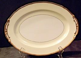 Noritake China Japan Goldora 882 Serving Platter  AA20-2139 Vintage image 2