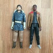 "Hasbro Star Wars Lot of 2 Action Figures 11"" - $21.78"