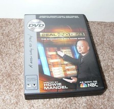 Deal or No Deal: The Interactive DVD Game Show nb - $9.99