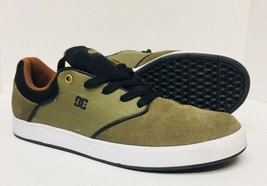 Dc Men's Mikey Taylor S Ankle-High Suede Skateboarding Shoe US 11 - $65.22
