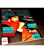 HIGH TIMES MAGAZINE 224 March 1994 Herban Fashion Purple Kush Snoop Dogg... - $15.99
