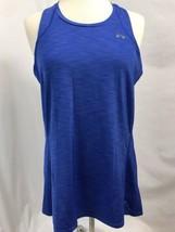 Under Armour Royal Bleu Semi-Ajusté Chaleur Gear Débardeur, Femmes Taille M - $14.94