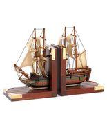 Sailing Schooner Bookends - $48.00
