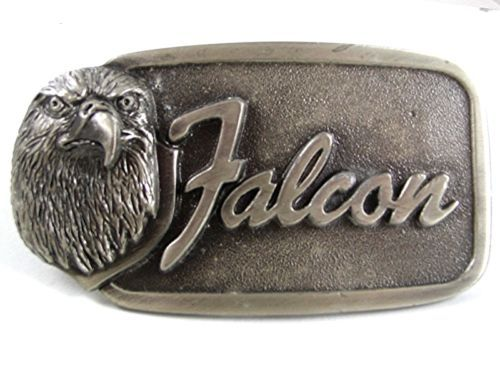 Rare Vintage 1980's Ford Falcon Belt Buckle Made In USA 41417