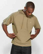 NWT G STAR RAW JEANS Brand Tendric Stor Short Sleeve Hoodie Sweatshirt XL - $57.17
