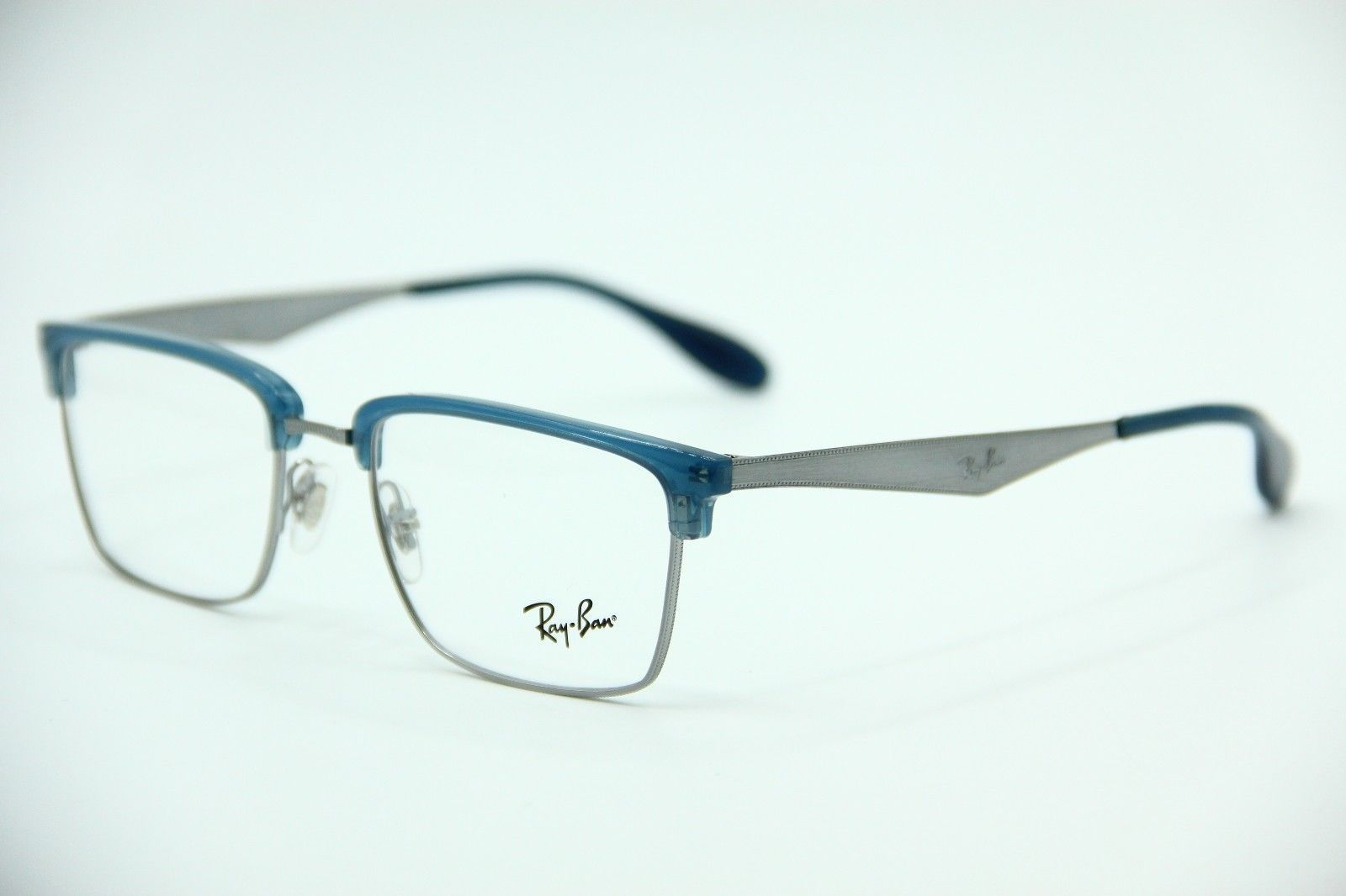d0b4f4239c New RAY-BAN Rb 6397 2934 Blue Eyeglasses and 50 similar items. 57