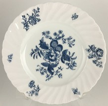 Royal Worcester Blue Sprays Bread & butter plate  - $7.00