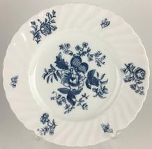 Royal Worcester Blue Sprays Bread & butter plate  - $7.00