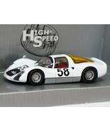 Porsche 906 Carrera 6 #58 1965 white 1/43 die cast model car (Rare) - $165.99