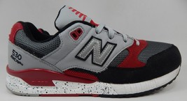 New Balance 530 Classic Running Shoes Men's Size US 9 M (D) EU 42.5 Gray M530PSB