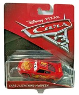 Disney Pixar Cars 3 Lightning McQueen 1:64 Scale Diecast Rust-Eze 95 - $9.46