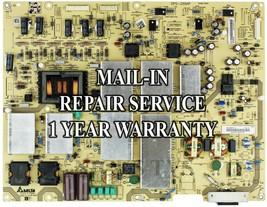 Mail-in Repair Service RUNTKB133WJQZ Power Supply DPS-299AP Sharp LC-80L... - $125.00