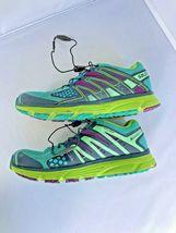 Salomon X Mission 3 Hiking Shoes Size 8 Breathable Running Contagrip Sensifit image 5