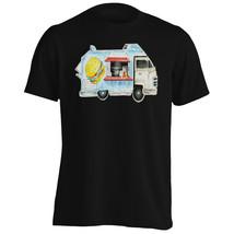 Hamburger Van Vintage Men's T-Shirt/Tank Top p411m - $12.02+