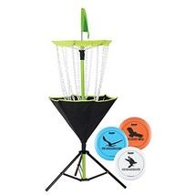 Franklin Sports Disc Golf Set - Disc Golf - Includes Disc Golf Basket, T... - $69.30