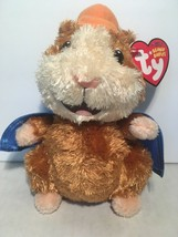 TY LINNY the GUINEA PIG BEANIE BABY WONDER PET WITH TAGS - $16.68