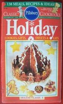 Pillsbury Holiday Cookies, Gifts, Sweets and Eats Cookbook Classic X Christmas [ - $6.82