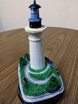 """1994 Harbour Lights Lighthouse Figurine """"Port Isabel Texas"""" #147 image 4"""