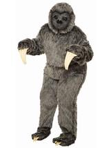 Sloth Animal Wild Jungle Safari Mascot Fancy Dress Up Halloween Adult Co... - £117.11 GBP