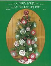 Lot of 2 Vintage Christmas Cross Stitch Pattern Booklet-Leaflet Christma... - $8.56