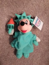 Minnie Mouse Statue of Liberty NWT - $14.00