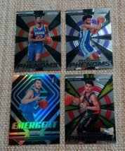 Luka Doncic / Trae Young / Marvin Bagley / Deandre Ayton Rookies LOT(4) ... - $21.47