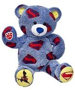 Build a Bear Superman Superhero Teddy 16in. Stuffed Plush Toy Animal - $89.95