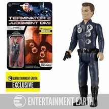 Funko Terminator 2 Judgment Day ReAction T-1000 Officer Exclusive Action... - $8.88