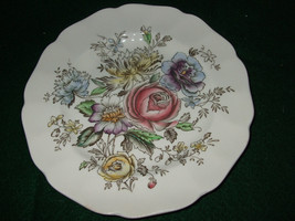 """Johnson Brothers Bread and Butter Plates """"Sheraton"""" - $40.00"""