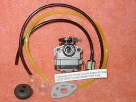 Carburetor For Honda 4 Cycle Engine FG100 GX22 GX31 Wonder Mantis Tiller... - $12.53