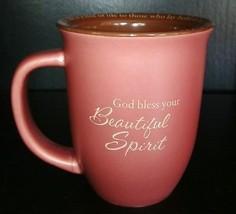 ABBEY PRESS God Bless Your Beautiful Spirit Mug... - $11.87