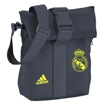 Real Madrid Mini Organiser Bag Adidas Small Item Bag AA1073 - $25.75