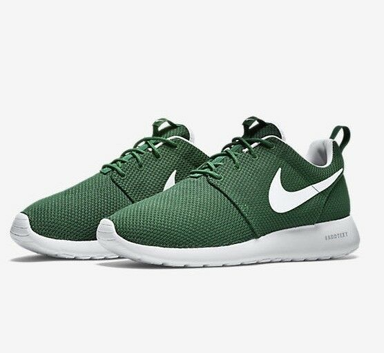 Primary image for Nike Roshe One Gorge Green White Mens Mesh Trainers Shoes 511881 313