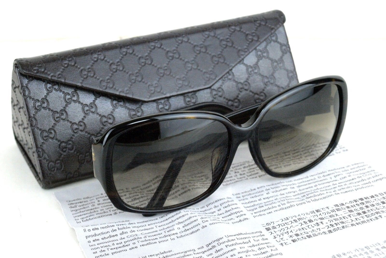 4085aaf090 100% Auth GUCCI 3178 K S URDCC 60-15 13 and 29 similar items