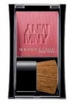 Maybelline Pressed Powder Blush Warm Rose NY Expert Wear full size 130 pink - $8.49