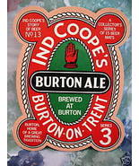 IND COOPES BURTON ALE BEER COASTERS MATS #13 Series 3 - $5.99
